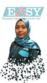 Rita Patma Sari SE, BBA (Hons) | Education Agency Service for You | Agen Pendidikan ke Malaysia