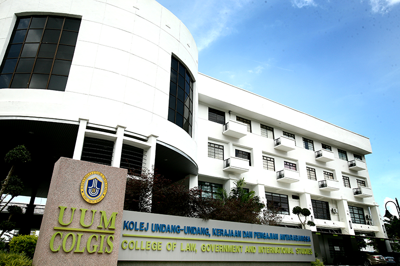 Collage of Law, Goverment, and International Studies | Universiti Utara Malaysia | Agen Pendidikan Kuliah ke Malaysia